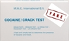 Fake Cocaine test for training purposes (5 packs of 10 tests)
