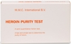 Heroin Purity Test